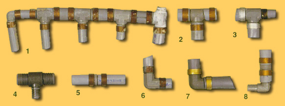 Prime plumbing for Kinds of plumbing pipes